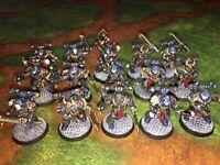 Night Lords Pro Painted Chaos Marines Custom (19)