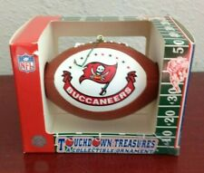 COLLECTIBLE TAMPA BAY BUCCANEERS NFL TOUCHDOWN TREASURES TOPPERSCOT INC ORNAMENT