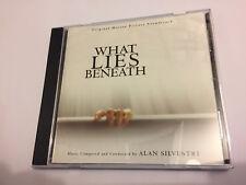 WHAT LIES BENEATH (Alan Silvestri) OOP 2000 Varese Soundtrack Score OST CD NM