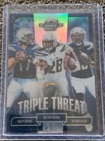 2018 Panini Contenders Optic Football Chargers Triple Threat 162/175