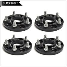 4pc 15mm 5x114.3 wheel spacers CB64.1 for Tesla model 3 Acura RSX RDX TLX TSX CL