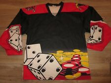 Las Vegas Aces #59 Minor League Hockey Projoy Jersey M Medium mens