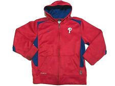 NIKE DRI FIT PHILADELPHIA PHILLIES JACKET YOUTH LARGE (see Conditions)