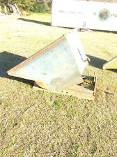 Scrap Recycling Dump Hopper Bin