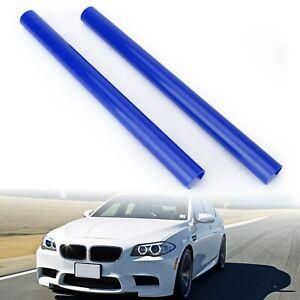 #C Color Support Grill Bar V Brace Wrap For BMW F07 F10 F11 F18 F06 F12 Blue B