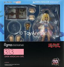 Figma #313 Dark Magician Girl Yu-Gi-Oh Duel Monster USA Seller IN Stock!