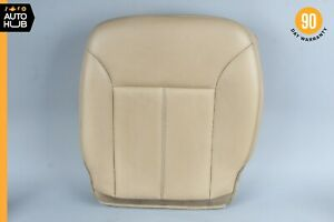 07-12 Mercedes X164 GL450 GL550 Front Right Side Bottom Lower Seat Cushion Beige