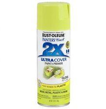 Rust-Oleum 249104 Painter's Touch Acrylic Spray Paint - Gloss Key Lime