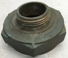 Brass Hose Fire Hydrant 2 12 Female Csa 1 12 Male Npsh Reducer Fitting Adapter