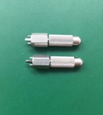 2 Dental Handpiece Bur Changer Bur Wrench Tool For Midwest Quiet Air