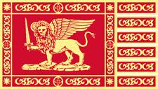 bandiera veneta dim.150x80 di san marco veneto leone con spada Lotto da 1 pezzi