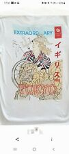 More details for tokyo 2020/21olympics team gb t shirt. official merchandise size xl