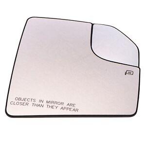 OEM NEW Right Side View Power Mirror Glass & Heat 15-21 Ford F-150 FL3Z-17K707-B