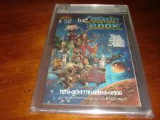 THE COSMIC BOOK #1 (1986, ACE) PGX 9.8 NM/M Toth & Wood Art! FREE SHIP! RARE!!!