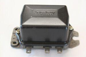 Rebuilt 1947-54 Chevrolet 6V 45 AMP Voltage Regulator OEM GM Delco-Remy 1118828
