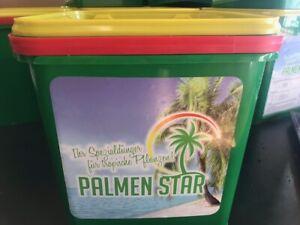 Premium-Düngemittel, Langzeitdünger für alle exotische Pflanzen, Palmendünger