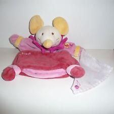 Doudou Souris Babynat  Baby Nat' Collection Rosie
