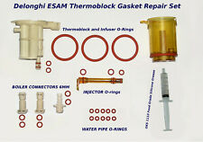 DeLonghi Magnifica, Perfecta Thermoblock O-Rings/Gasket Repair set/ kit for ESAM