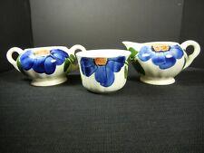 "Southern Potteries Blue Ridge: Sweet ""Show Off"" Cream & Sugar Sets (3 pc)"