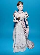 "COALPORT Figurina ornamentale ROYAL Femmes Fatales ""Empress Josephine"" L / R TSI"