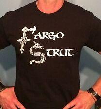 Fargo Strut Shirt, Memphis Wrestling, Fabulous Ones, Jackie, Lawler, The Rock