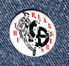 2 x the Blaggers Button antifascist SKINHEAD London England Oi street punk