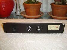 VU Meter / Speaker, Vintage Rack
