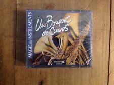 COFFRET 3 CD / UN BOUQUET DE CUIVRES / READER'S DIGEST / TRES RARE / NEUF.