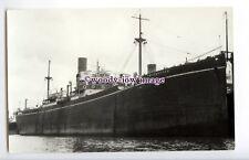 c2830 - Hain Line Cargo Ship - Tregathen , built 1913 - photograph A Duncan