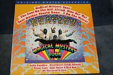 "THE BEATLES- MFSL "" MAGICAL MYSTERY TOUR"" MFSL 1-047 RARE LP VERY NICE!"
