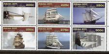 Aruba 2011 Schepen Ships Sailing-boats zeilschepen MNH