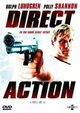 DVD - Direct Action - Dolph Lundgren  / #3029