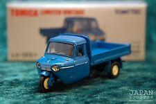[TOMICA LIMITED VINTAGE LV-123a 1/64] MAZDA T2000 DUMP TRUCK (Blue)