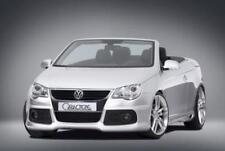 Caractere Frontspoiler   VW Eos