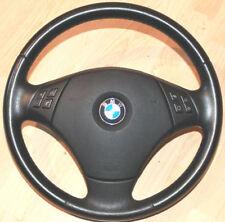 BMW 3er E90 E91 X1 Multifunktion Lenkrad Airbag Leder Komplett guter Zustand