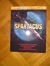 Spartacus Komplette Serie DVD Staffel1-4 (Deutsch, Englisch, Französisch)