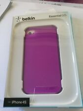 Belkin Essential 025 Soft Touch Case for iPhone 4 / 4S