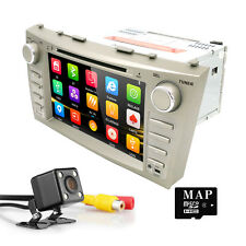 """8"""" Car DVD USD MP3 Player for Toyota Aurion Camry Altise AT-X Sportivo Radio"""