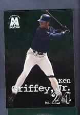 Ken Griffey Jr Seattle Mariners Supernatural M Skybox No. 24