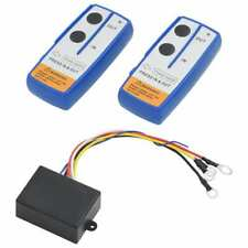 Vidaxl 2x Télécommandes sans fil pour Treuil avec Récepteur Controleur Camion