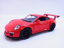 LOT 53177 | Welly Porsche 911 GT3 RS rot Modellauto  1:40 NEU