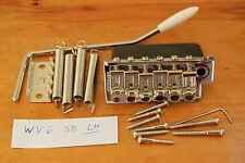 WILKINSON WV6 SB LEFTY MODERN 5+1CR LEFTHAND STEELBLOCK TREMOLO VIBRATO f.STRAT®