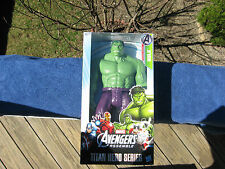 Marvel Avengers Assemble Titan Hero Series Classic The Incredible Hulk Figure