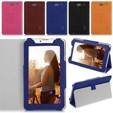 "Universal Leder Faltbare Schutzhülle Tasche Case Cover für 7"" Zoll Tablet PC"