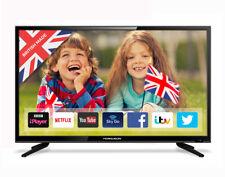 "FERGUSON 43"" LED TV SMART APPS 1080P FREEVIEW HD Wi-Fi 2 HDMI 3 USB"