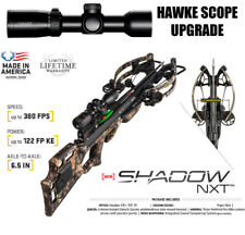 Ten Point Shadow NXT Crossbow Package Rope Sled Cocker + HAWKE XB1 SR IR UPGRADE