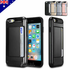 Silicone/Gel/Rubber Mobile Phone Cases, Covers & Skins for iPhone 6 with Card Pocket