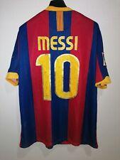 Maglia Barcellona Messi 2010-2011 nike camiseta Retro Barcelona Barca taglia M