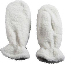35 Below Warm Berber Mittens, White