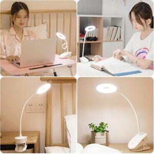 lexox Table Lamp Led Desk Lamp Touch Clip Study Lamps Magnifier Gooseneck Deskto